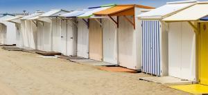 Wybrzeże Morza Bałtyckiego w Niemczech atrakcją turystyczną